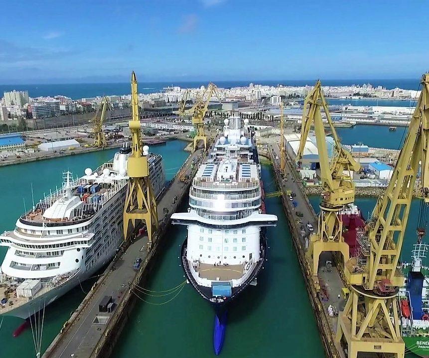 Suministros Navales Cadiz Ferrol